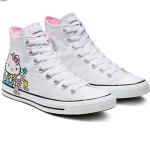 Converse X Hello Kitty Chuck Taylor All Star High